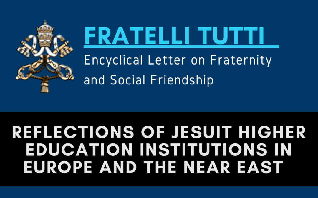 """Fratelli Tutti"": A door to hope and rethink human relations"