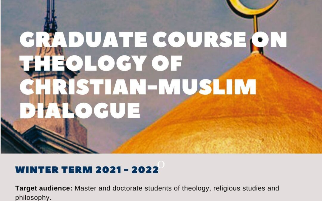 HEST – New Online Graduate Course on the Theology of Christian-Muslim Dialogue