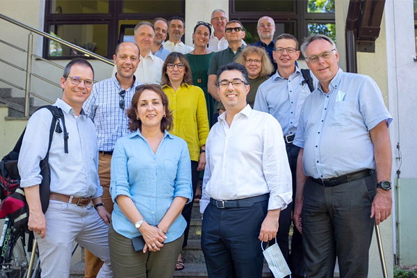 Colloquium of the HEST cluster on Christian and Muslim Dialogue and Third Theological Symposium